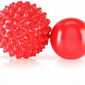 RockTape RockBalls - Twin Pack - 10cm Textured / 8cm Smooth