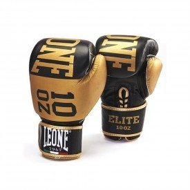 Leone1947 Boxing Gloves Elite - Black