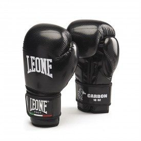Leone1947 Boxing Gloves Carbon - Black- 10oz
