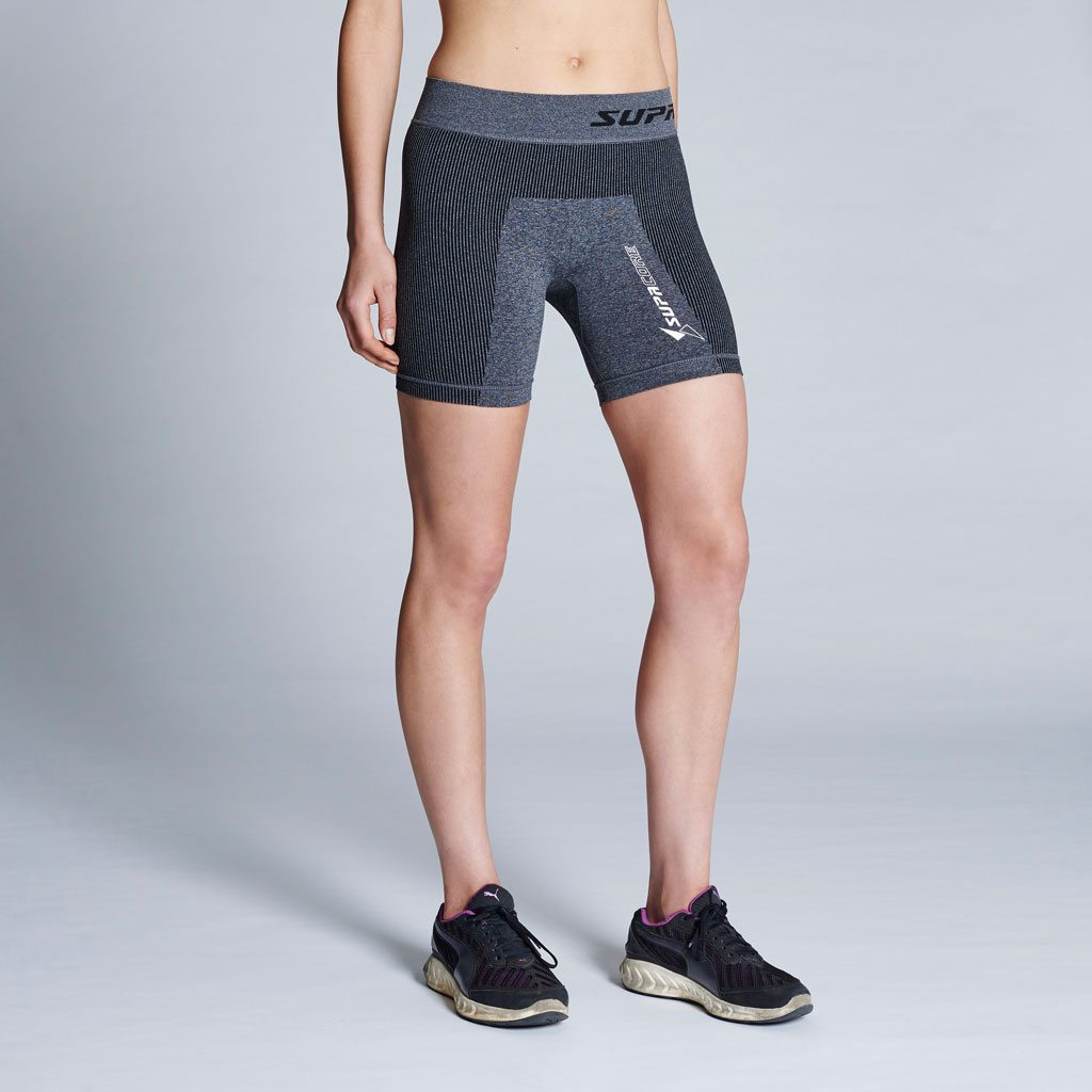 Women's Performance Training Compression Short - Live On ...